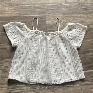 ⭐️3/$13⭐️ Crochet Crop Top